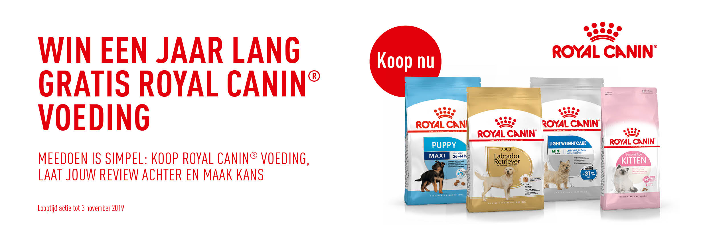 Royal Canin Review en Win